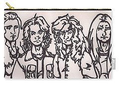 Megadeth Carry-all Pouch