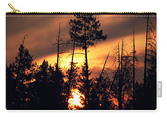 Melting Skies Carry-all Pouch