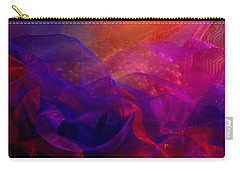 Carry-all Pouch featuring the photograph Memories by Nareeta Martin