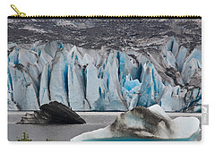Mendenhall Glacier Juneau Alaska 1698 Carry-all Pouch