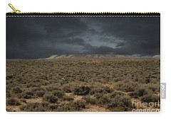 Midnight On The Pairie In Wyoming Carry-all Pouch