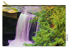 Mill Creek Waterfall Carry-all Pouch