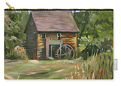 Mill In The Meadow Carry-all Pouch