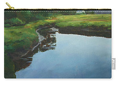 Mirror Creek In Essex Carry-all Pouch