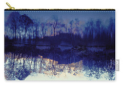Mirror Pond In The Berkshires Carry-all Pouch