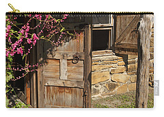 Carry-all Pouch featuring the photograph Mission San Jose 3 by Susan Rovira
