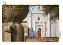 Mission Santa Cruz Carry-all Pouch