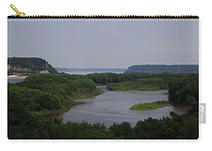 Mississippi River Panorama   Carry-all Pouch
