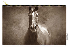 Misty In The Moonlight S Carry-all Pouch