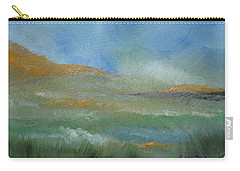 Misty Morning Carry-all Pouch by Judith Rhue