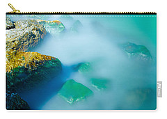 Misty Water Carry-all Pouch by Jonah  Anderson