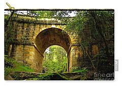Mitchells Pass Bridge Lapstone A Convict Built Bridge Carry-all Pouch