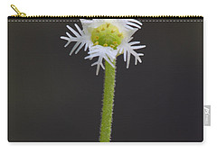 Miterwort Flowers Carry-all Pouch