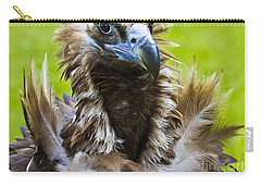 Monk Vulture 4 Carry-all Pouch