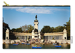 Monument To Alfonso Xii Carry-all Pouch