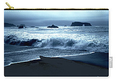 Arch Rock Northern California Coast Carry-all Pouch