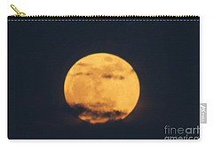 Carry-all Pouch featuring the photograph Moon by William Norton