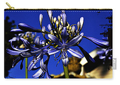 Morning Blooms Carry-all Pouch by Clayton Bruster
