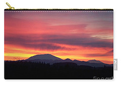 Morning Glow Carry-all Pouch by Chalet Roome-Rigdon