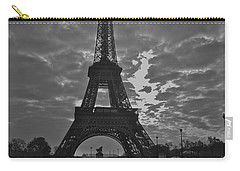 Carry-all Pouch featuring the photograph Morning Light  by Eric Tressler