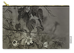 Mother And Child Reunion Carry-all Pouch by Susan Capuano