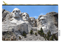 Mount Rushmore Usa Carry-all Pouch