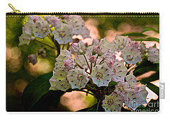 Mountain Laurel Flowers 2 Carry-all Pouch