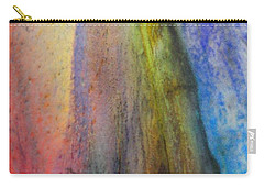 Carry-all Pouch featuring the digital art Move On by Richard Laeton