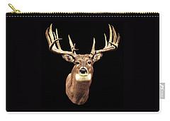 Mule Deer Head Carry-all Pouch