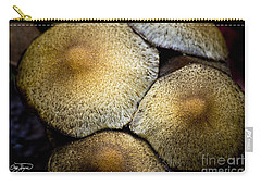 Mushrooms In Summer Carry-all Pouch