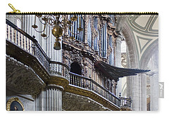 Music On High Carry-all Pouch by Lynn Palmer