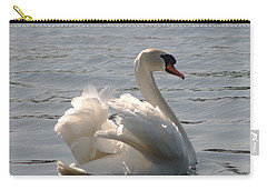 Mute Swan Carry-all Pouch