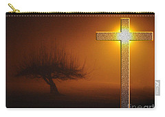 My Life In God's Hands 3 To 4 Ration Carry-all Pouch by Clayton Bruster