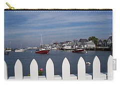 Nantucket Harbor Carry-all Pouch