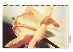 Carry-all Pouch featuring the photograph Nature's Dreams by Janie Johnson