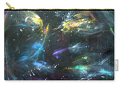 Nebula's Face Carry-all Pouch