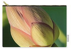 Nelumbo 'mrs. Perry Slocum Carry-all Pouch