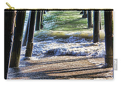 Neptune's Stairway Carry-all Pouch by Mariola Bitner