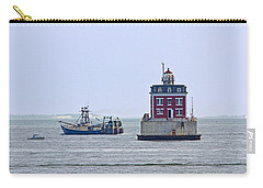 New London Ledge Lighthouse. Carry-all Pouch