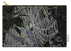 Night Lines Carry-all Pouch by EricaMaxine  Price
