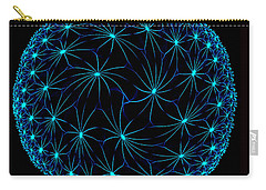 Night Spiders Carry-all Pouch by Danuta Bennett