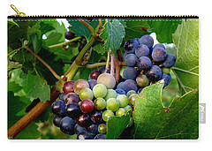 Carry-all Pouch featuring the photograph Not Yet by Lainie Wrightson