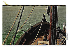 Notorious The Pirate Ship 6 Carry-all Pouch