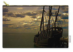 Notorious The Pirate Ship Carry-all Pouch