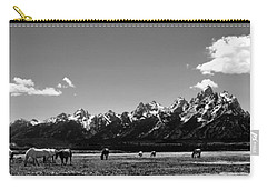 Carry-all Pouch featuring the photograph Oblivious by Dan Wells