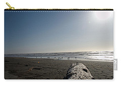 Ocean At Peace Carry-all Pouch