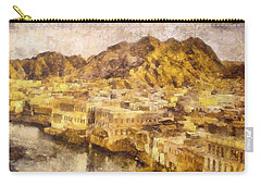 Old City Of Muscat Carry-all Pouch