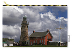 Old Fairport Harbor Light Carry-all Pouch