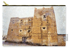 Old Mansion In Mirbat Carry-all Pouch