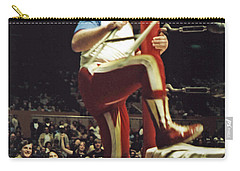 Old School Wrestling From The Cow Palace With Moondog Mayne Carry-all Pouch